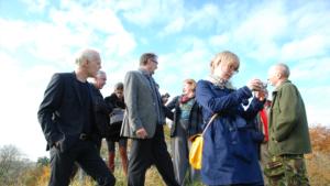 Herbestemming Honswijk en Everdingen, Linkeroever