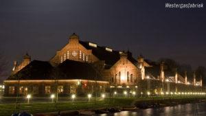 Westergas Amsterdam, Linkeroever