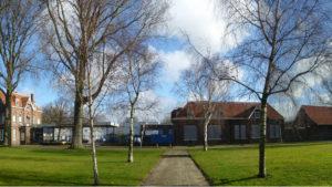 Slachthuisterrein Haarlem, Linkeroever