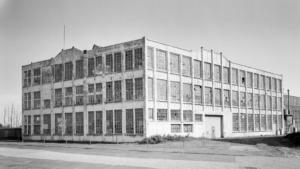 Timmerfabriek Vlissingen, Linkeroever